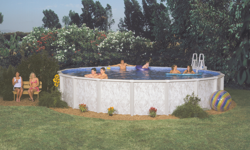 Silver Lake - Above Ground Pool