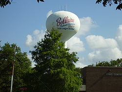 Bellaire-WaterTower