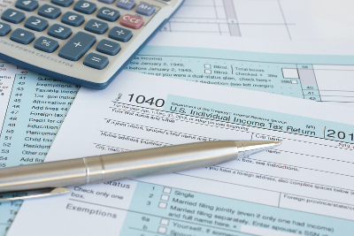 Tax-Filling-in-tax-forms