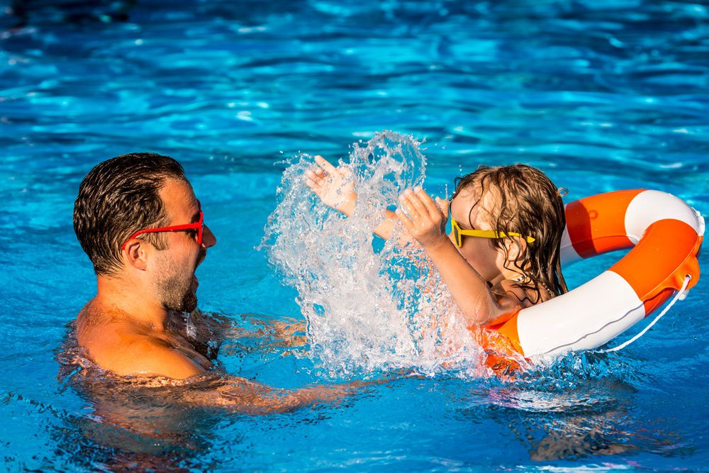 Above Ground Pool Benefits for Houston TX Home Owners
